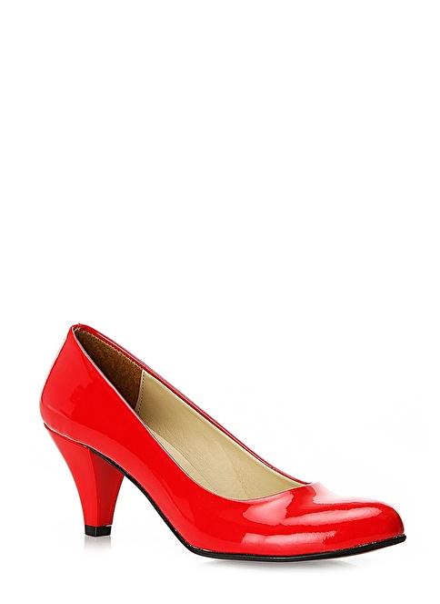 İssimo Klasik Ayakkabı Kırmızı